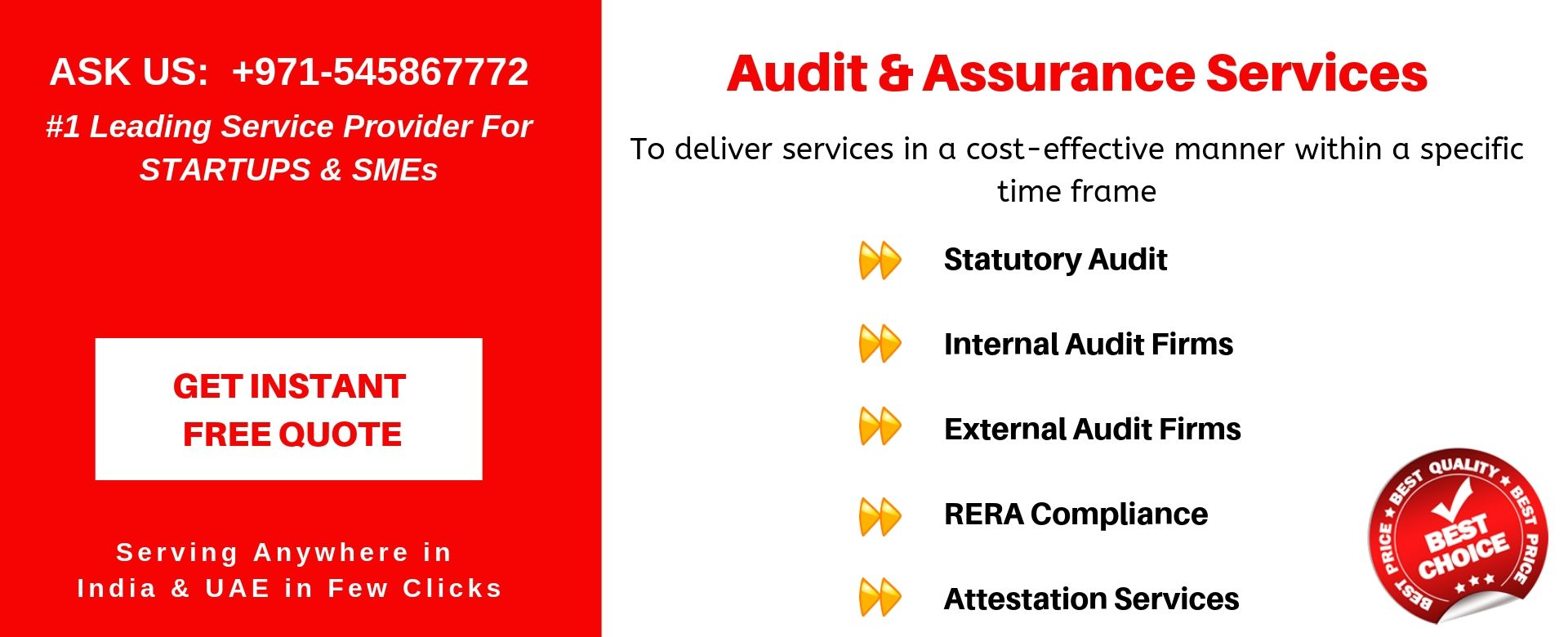 audit assurance services in uae