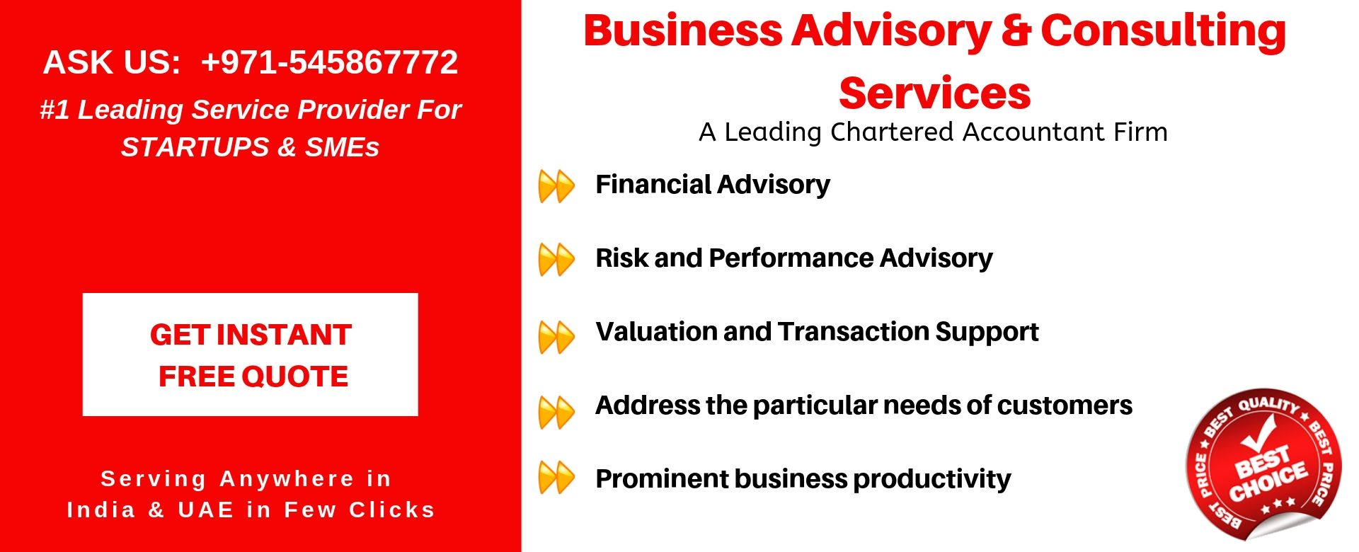 business advisory consulting services in uae