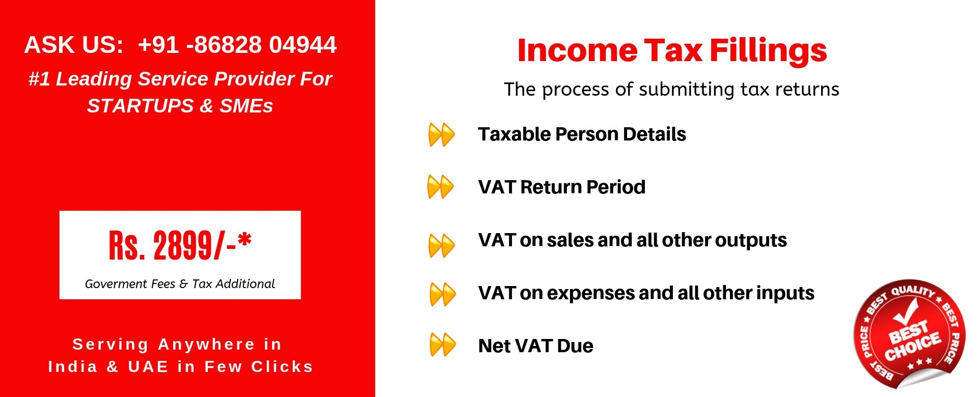 income tax efiling in india