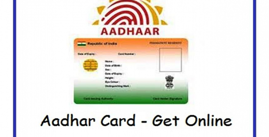 e-Aadhar Card Download