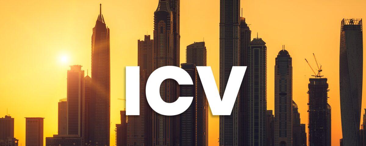 ICV Certificate