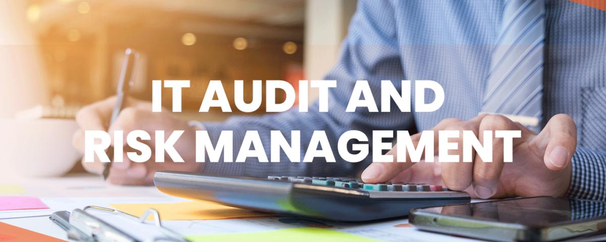 IT Audit And Risk Management