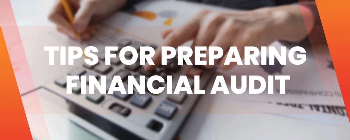 Tips for Preparing Financial audit